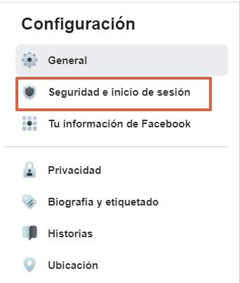 Cómo configurar los contactos de confianza en Facebook paso 4