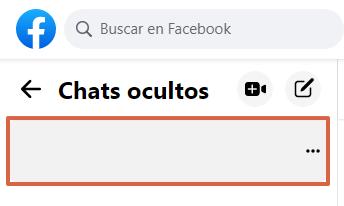 Cómo desarchivar conversaciones de Facebook Messenger desde el navegador paso 5
