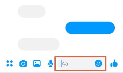 Cómo desarchivar conversaciones de Facebook Messenger desde la app paso 3