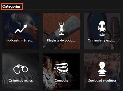 Cómo descargar podcasts en Spotify desde la PC paso 3
