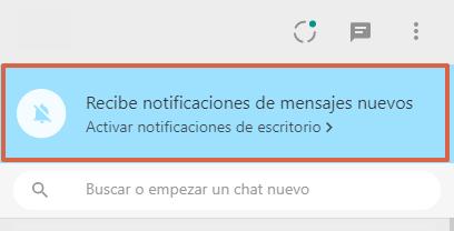 Cómo iniciar sesión en WhatsApp web paso 6