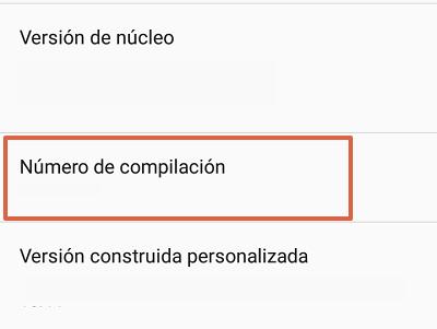 Cómo quitar el modo carga en el teléfono desde las configuraciones paso 3