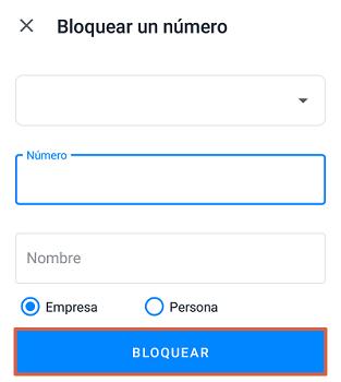 Cómo bloquear el número 911445800 con la aplicación TrueCaller paso 10