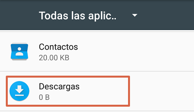 Cómo solucionar el mensaje de error com.google.process.gapps forzando la detención de descargas paso 5