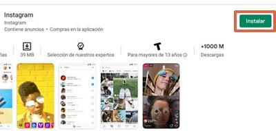 Instalar BlueStack para utilizar Instagram en PC paso 6