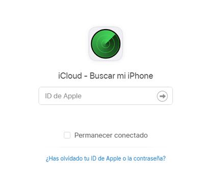 Restablecer Iphone desde iCloud paso 2