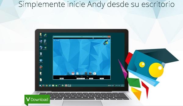 Usar WhatsApp para PC sin celular utilizando emulador Andy