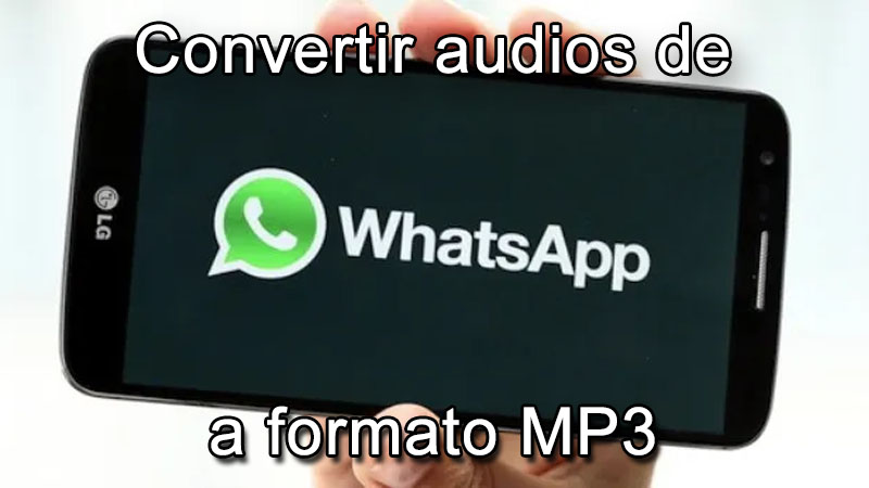 convertir audios de whatsapp a mp3