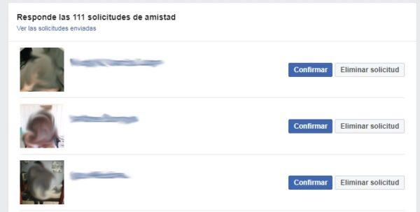 ver solicitudes de amistad recibidas en facebook 3