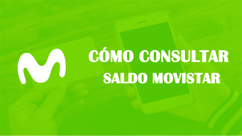 Cómo consultar el saldo en Movistar