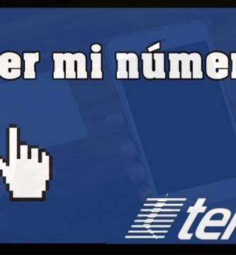 Cómo saber mi número de Telcel