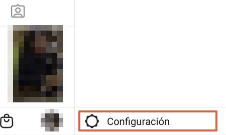 Cómo crear una copia de seguridad en Instagram desde la aplicación paso 3
