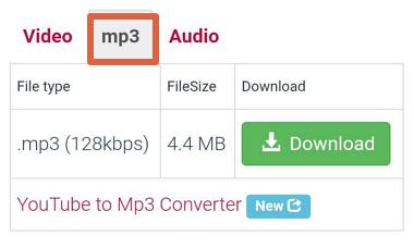 Cómo descargar canciones en Android con Y2mate Downloader paso 5