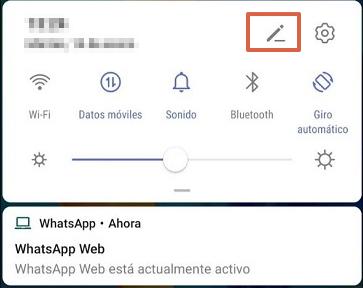 Cómo grabar la pantalla de tu teléfono Honor o Huawei sin descargar aplicaciones paso 3