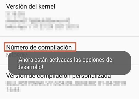 Cómo instalar ADB en tu ordenador y conectar tu teléfono Android paso 3