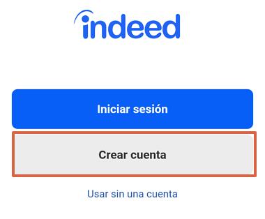 Cómo utilizar Indeed para buscar trabajo en tu teléfono paso 2