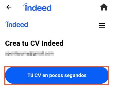 Cómo utilizar Indeed para buscar trabajo en tu teléfono paso 6