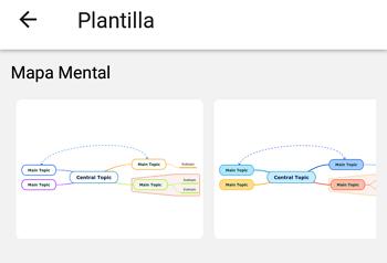 Cómo utilizar Mindomo para hacer mapas mentales en el teléfono paso 9