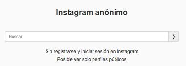 Cómo ver historias de Instagram sin que lo sepan usando Insta-Stories paso 1