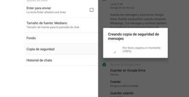 Copia de seguridad en Whatsapp qué son, cómo hacerlas en iOS y Android