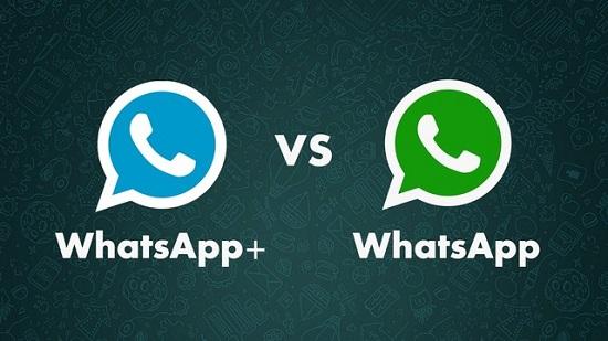 Diferencia entre WhatsApp Plus vs WhatsApp original