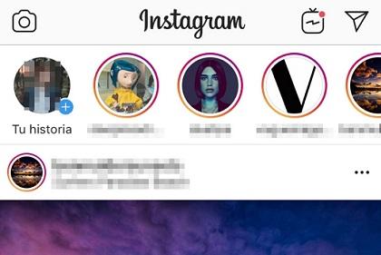 Filtros de Instagram, qué tipos hay cómo utilizar filtros en tus stories Paso 1
