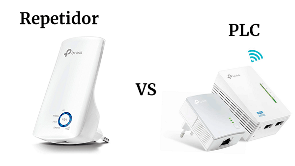 Repetidor de WiFi vs PLC