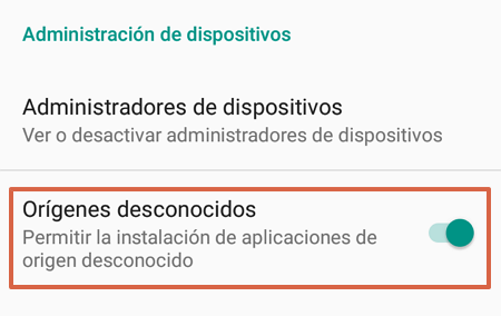 How to update Google Play Store by downloading an APK file step 3