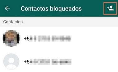 How To Block Someone On WhatsApp Step 5