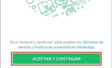 Cómo descargar WhatsApp para una Tablet Android desde la tienda de Google Play paso 4