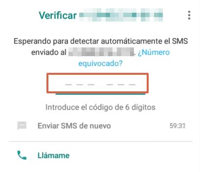 Cómo descargar WhatsApp para una Tablet Android desde la tienda de Google Play paso 7