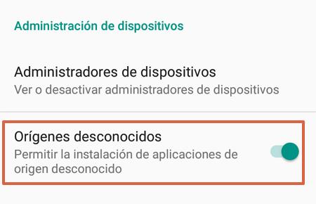 Cómo descargar WhatsApp para una Tablet Android utilizando un archivo APK paso 3