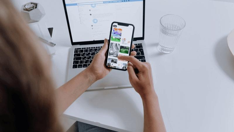 Cómo descargar un GIF de Facebook desde el móvil o la PC