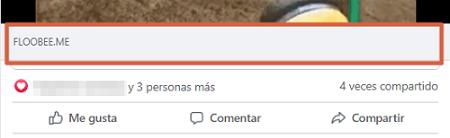 Cómo descargar un GIF de Facebook desde el ordenador paso 2