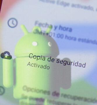 Cómo hacer una copia de seguridad de todos los archivos de tu móvil Android