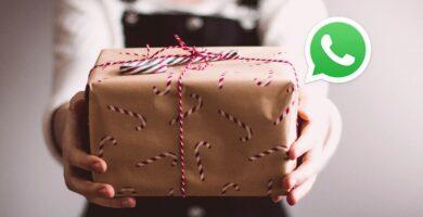 Cómo organizar el sorteo del amigo invisible o secreto en WhatsApp