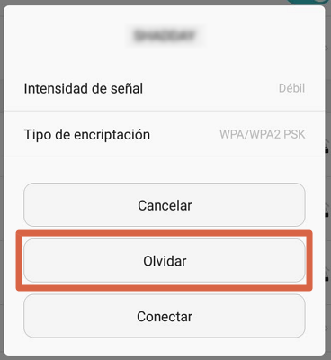 How to fix Wi-Fi connection problems by forgetting the network in the device settings menu