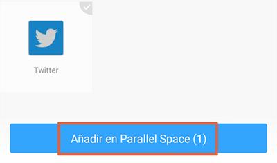 Cómo tener dos cuentas de WhatsApp en iOS y Android con Parallel Space paso 2