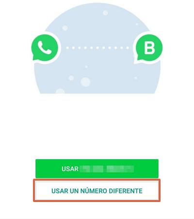 Cómo tener dos cuentas de WhatsApp en iOS y Android con WhatsApp Business paso 1