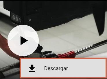 Descargar un video de Twitter desde el móvil Desde un dispositivo Android paso 4