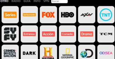 Photocall TV cómo ver la tele en iOS y Android gratis sin instalar ninguna aplicación