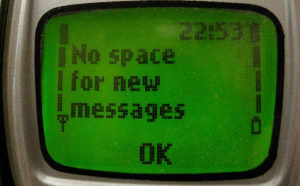 ¿Cómo eran los teléfonos antiguos Así eran los móviles antes del smartphone. El servicio de mensajería