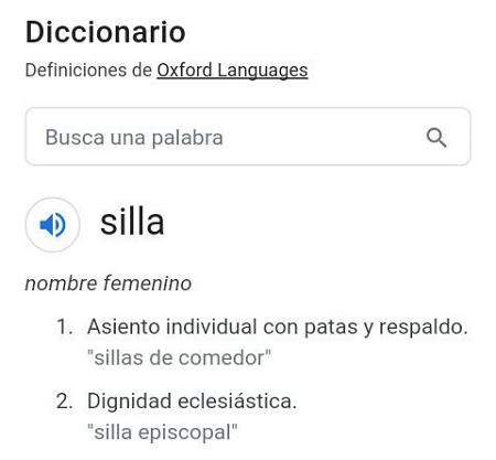 Cómo activar el diccionario de Google en Android o en el navegador en Android. Paso 3