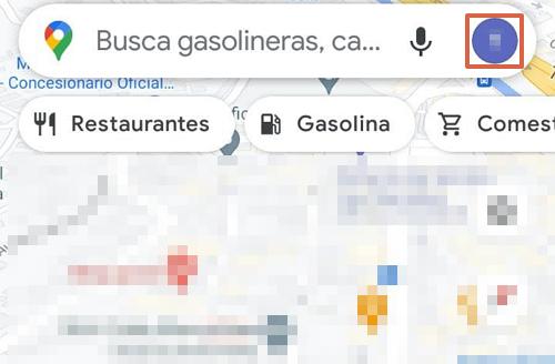 Cómo activar el modo conducción del Asistente en Google Maps desde los ajustes paso 2
