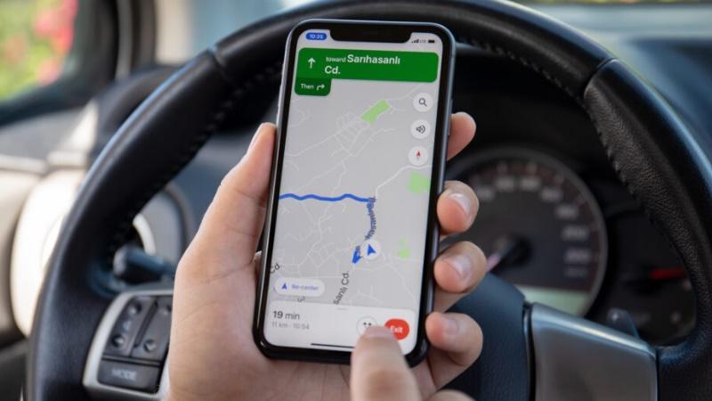 Cómo activar o desactivar el modo conducción del Asistente en Google Maps