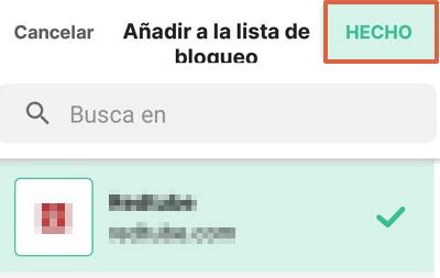 Cómo bloquear páginas web desde Chrome en el celular usando BlockSite paso 6