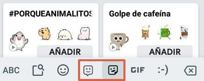 Cómo crear Memojis en Android usando la app Gboard paso 4