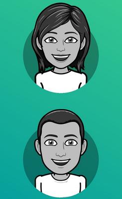 Cómo crear Memojis en Android usando la app Gboard paso 8