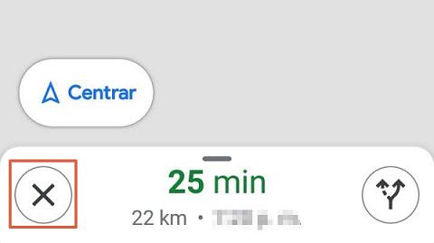 Cómo desactivar el modo conducción del Asistente en Google Maps