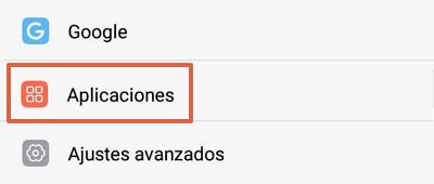 Cómo eliminar o quitar la notificación de buzón de voz en Android borrando los datos de la aplicación teléfono paso 1